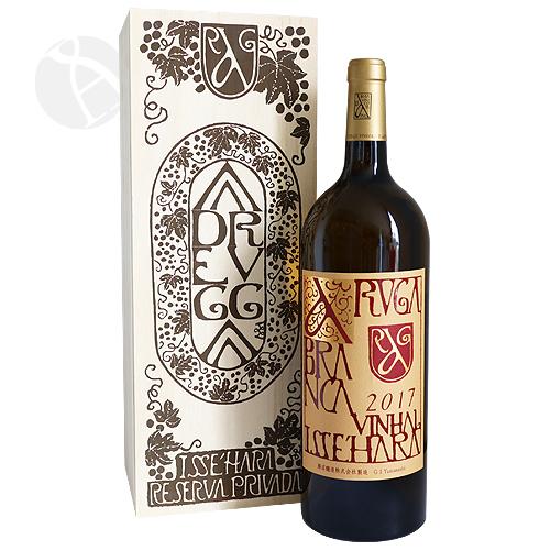 ≪白ワイン≫ ARUGABRANCA VINHAL ISSEHARA 2017 アルガブランカ イセハラ 白 1500ml マグナムボトル