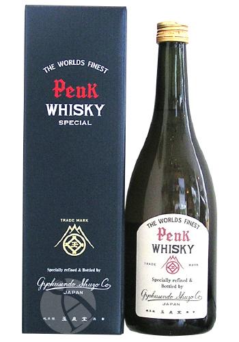 ≪地ウイスキー≫ PEAK WHISKY SPECIAL 720ml :ピーク ウイスキー スペシャル