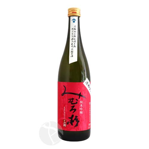 みむろ杉 純米吟醸 渡船弐号 720ml ろまんシリーズ わたりぶねにごう