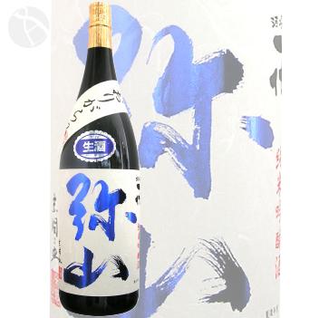 一代 弥山 純米吟醸 おりがらみ 生 1800ml みせん 生酒