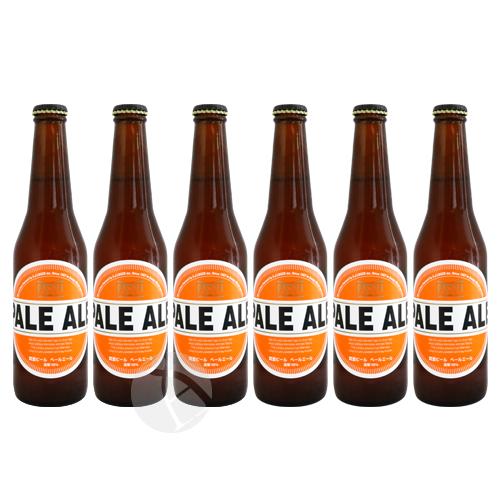 【クール便配送】≪地ビール≫ 箕面ビール ペールエール 330ml×6本セット(専用化粧箱入り)