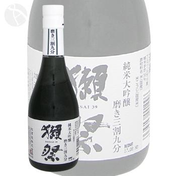 獺祭 純米大吟醸 磨き三割九分 300ml だっさい 39 旭酒造 日本酒 山口県