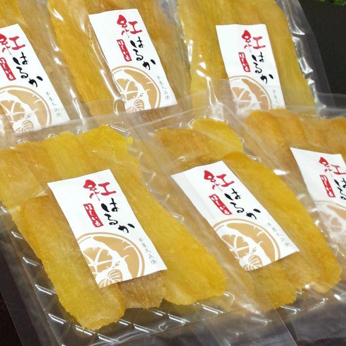 茨城県産 干し芋 紅はるか 900g (150g×6) 贈答用化粧箱入り