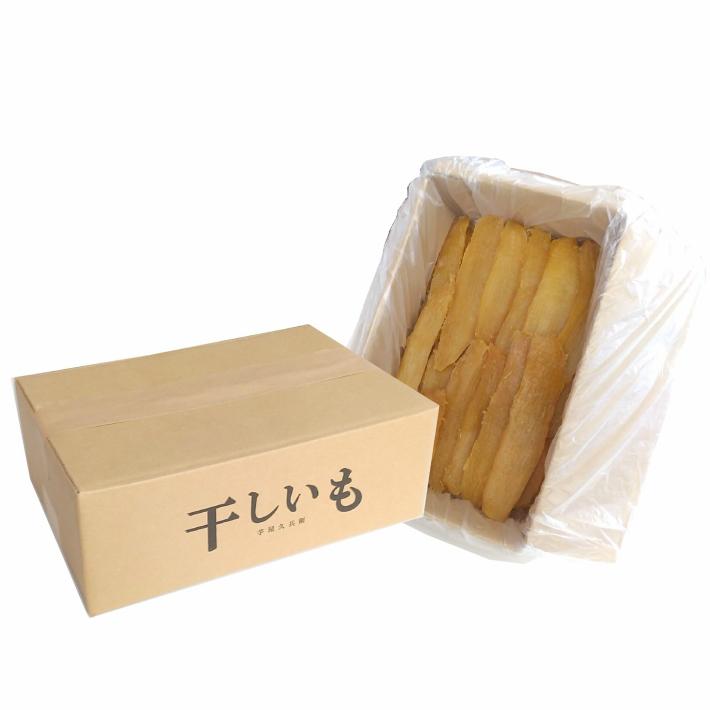 茨城県産 干し芋 紅はるか お徳用 無選別バラ詰め 1kg