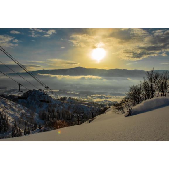 戸狩温泉スキー場 早割リフト1日券<全日>