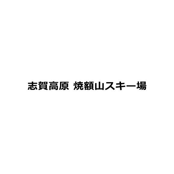 志賀高原 焼額山スキー場 早割リフト1日券<全日┃大人>