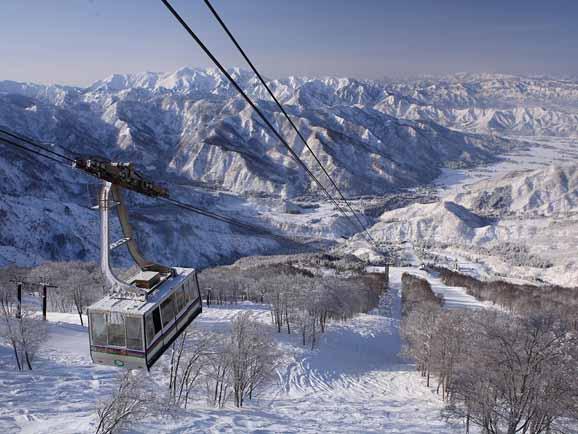六日町八海山スキー場 早割リフト1日券2枚綴り<全日>