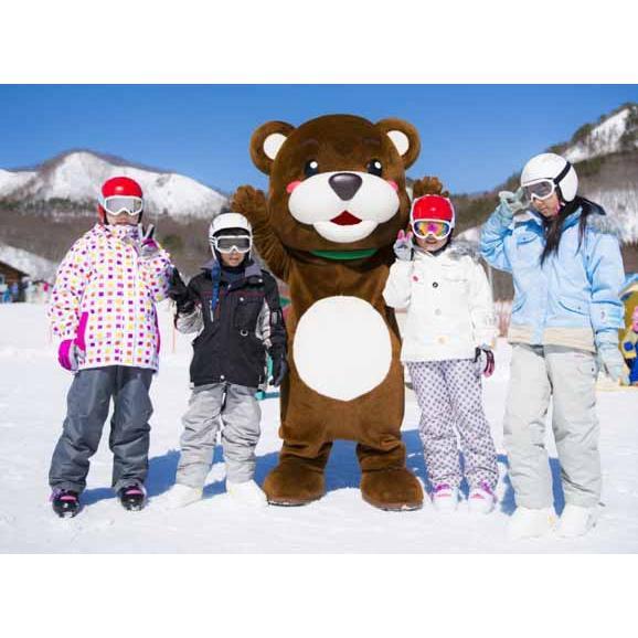 会津高原だいくらスキー場 早割リフト1日券<全日>
