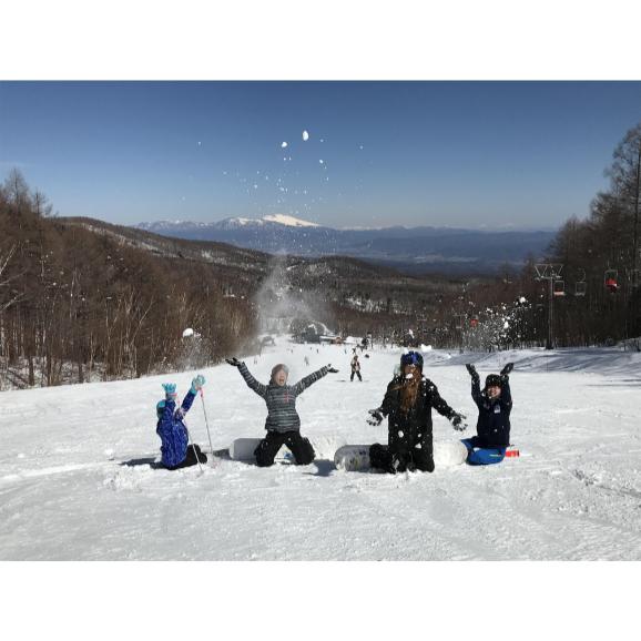 八千穂高原スキー場 リフト1日券<全日>