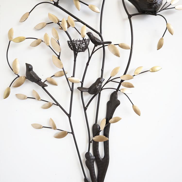 壁 インテリア おしゃれ |  壁掛けインテリア ウォールアート鳥01