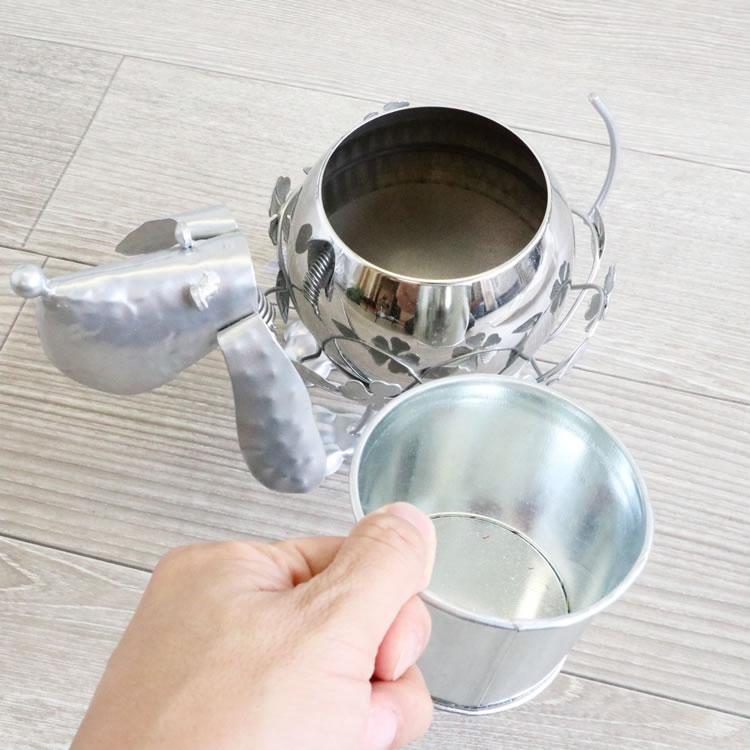 鉢カバー プランター 犬