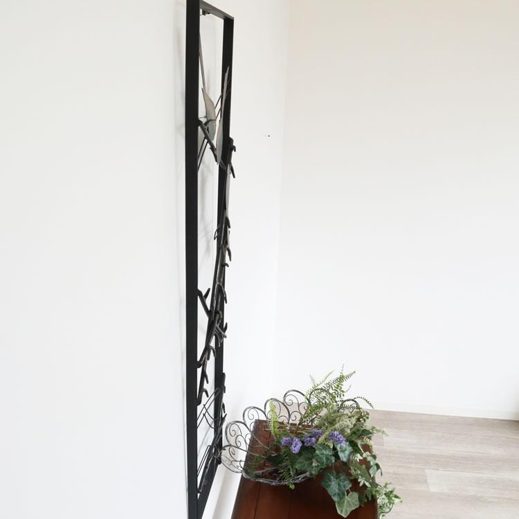 壁掛けインテリア ウォールアートパネル鳥A