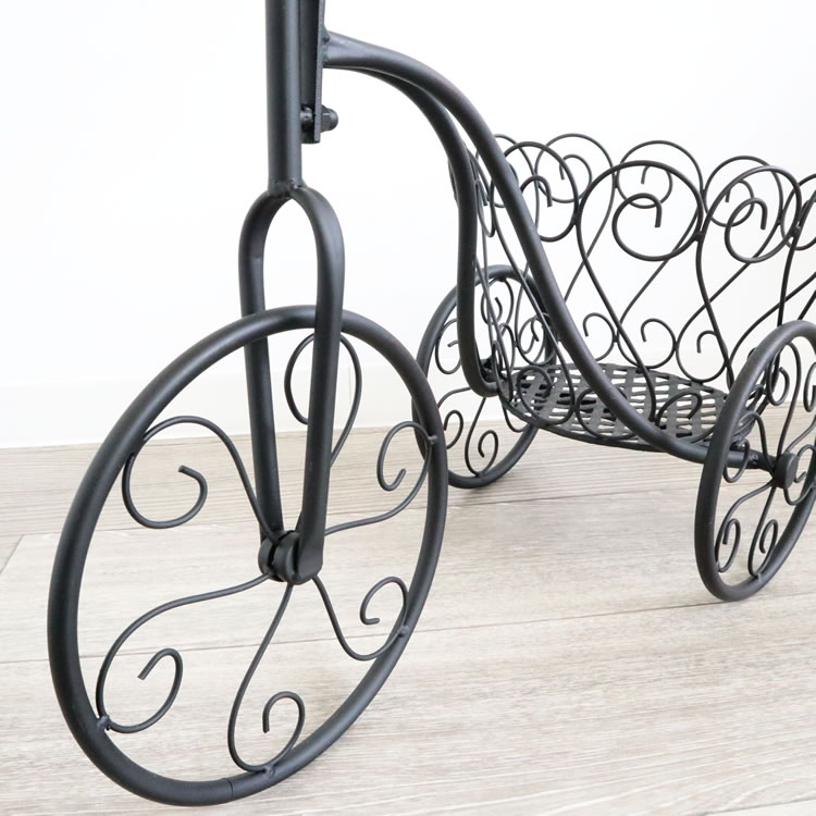 プランター自転車型 鉢カバー