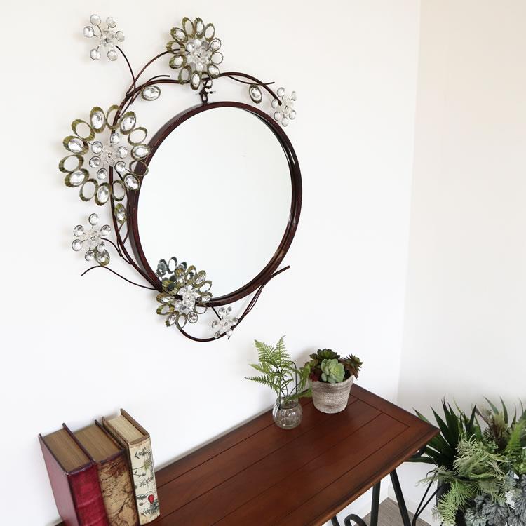 鏡 | 壁掛けミラーB
