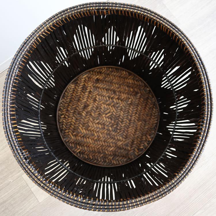 ラタンプランター(鉢カバー)