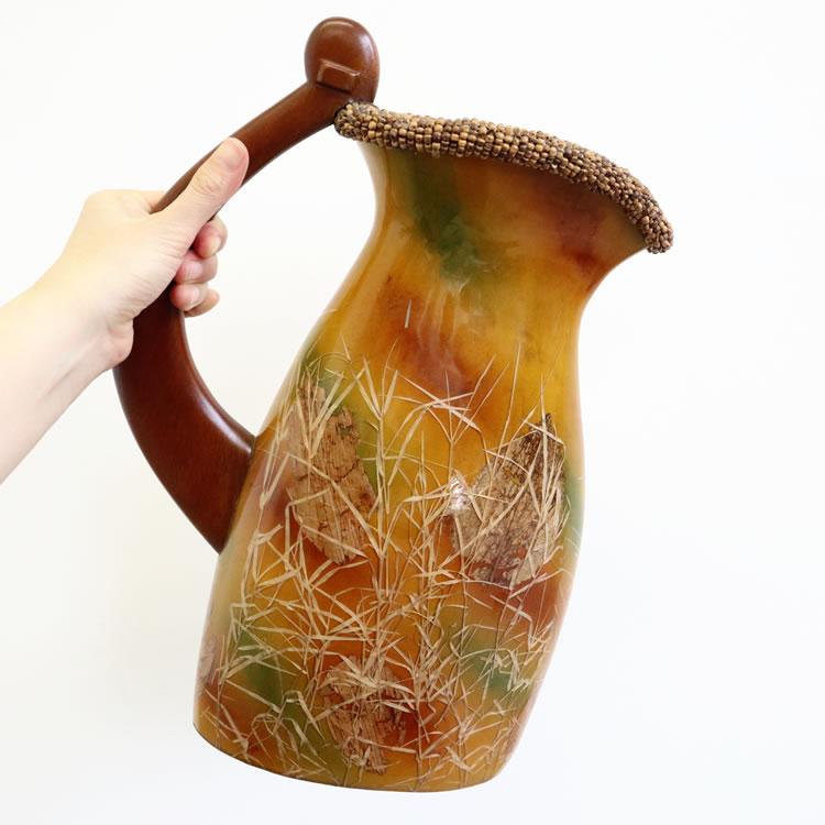 花瓶 アート デザインフラワーベース