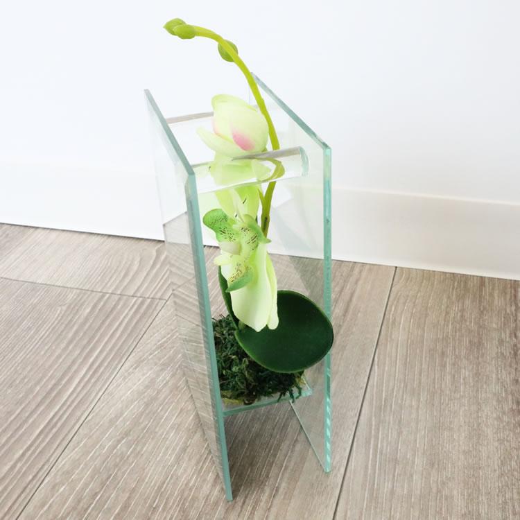 置物 造花インテリア006