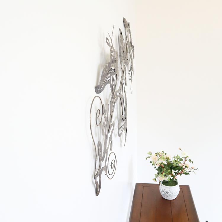 壁 インテリア おしゃれ | 壁掛けインテリア ウォールアート花03