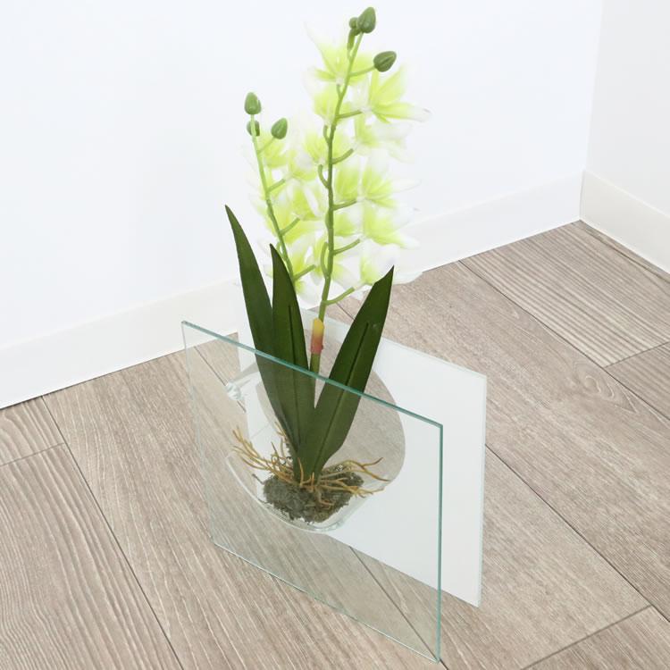 置物 造花インテリア008