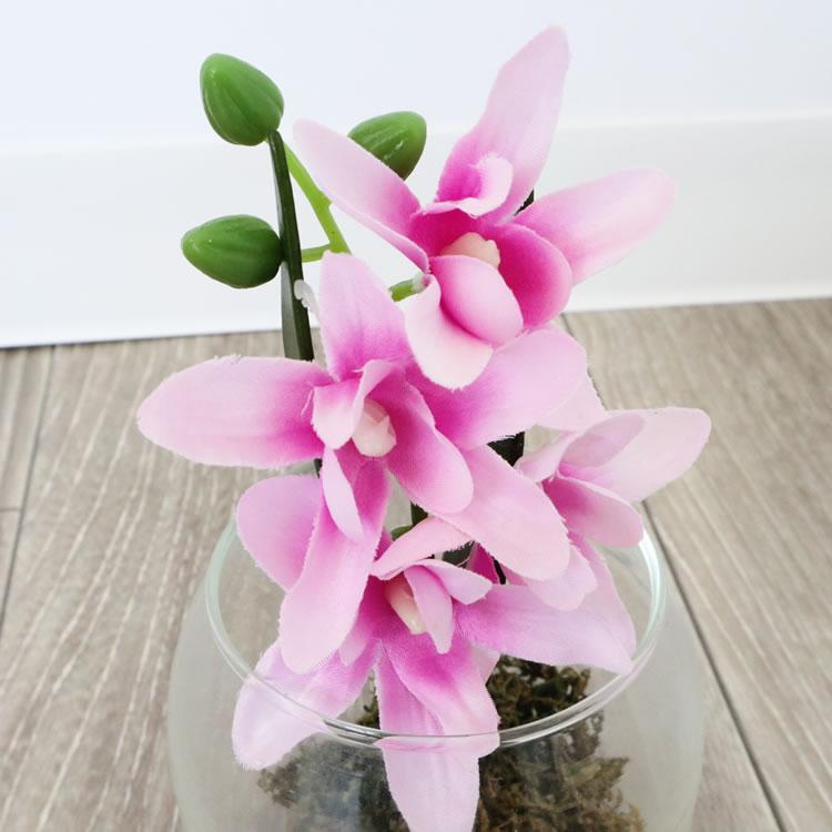 置物 造花インテリア010