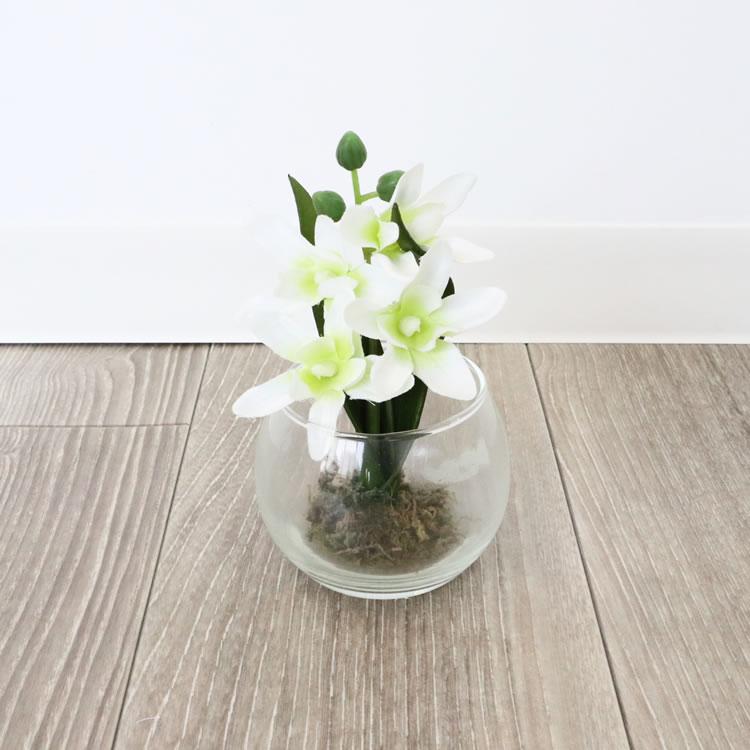 置物 造花インテリア011