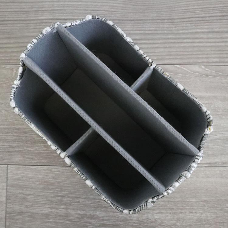 インテリア雑貨 リモコンラック シルバー