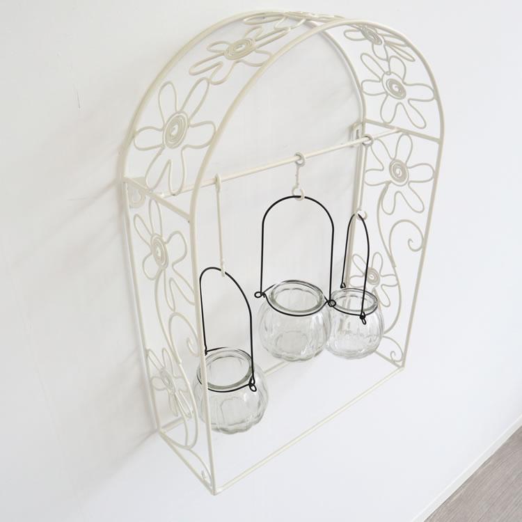 フラワーベース3グラス 花瓶 一輪挿し