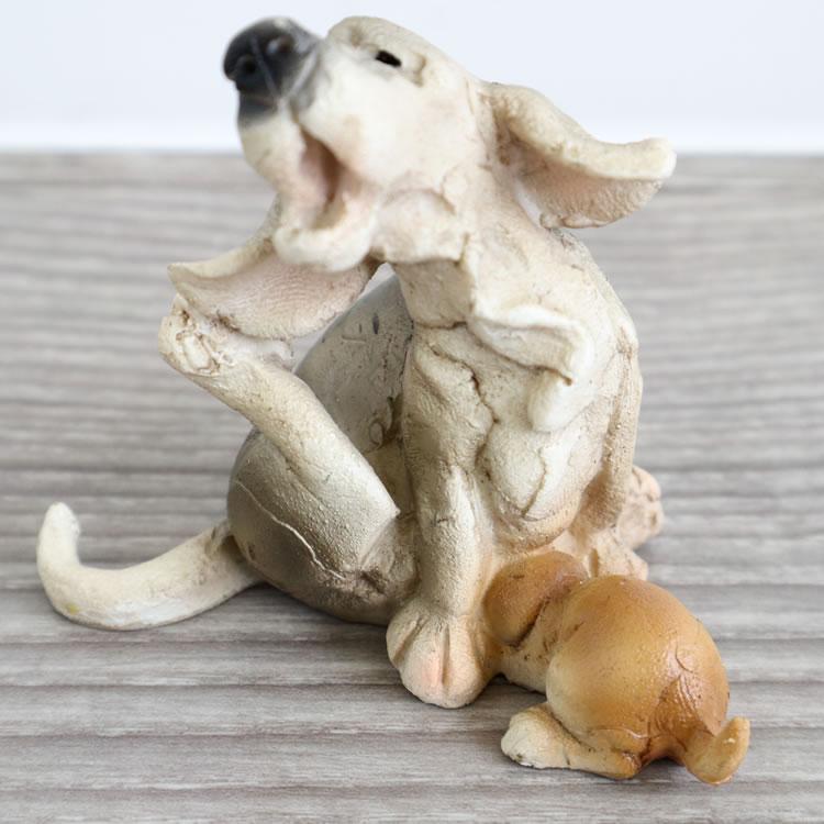 置物 オブジェ 犬