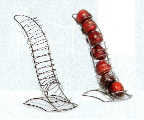 バーチカルスロープ フルーツバスケット FSL1508