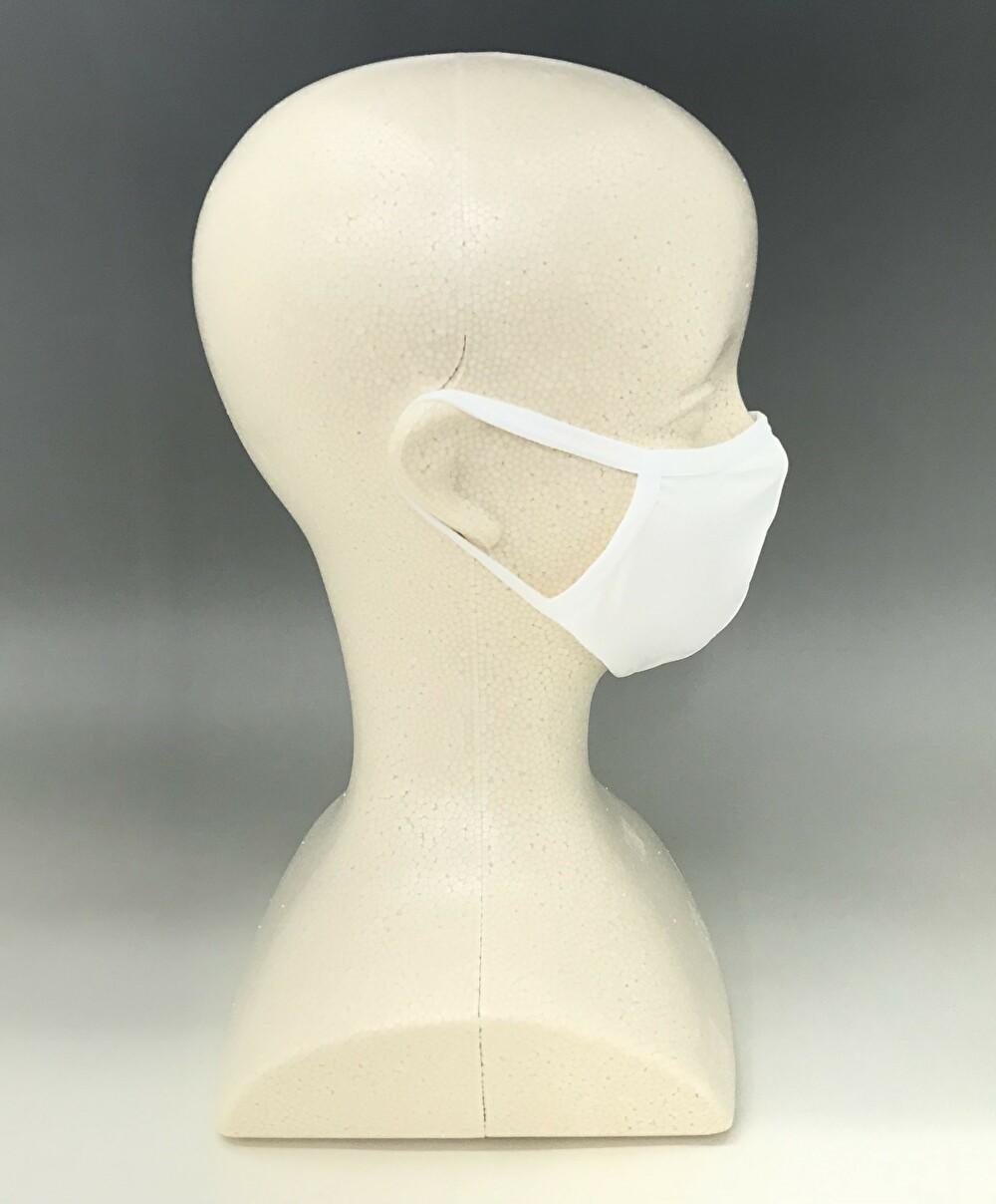 【サラッと質感 蒸れにくい】洗える 冷感マスク