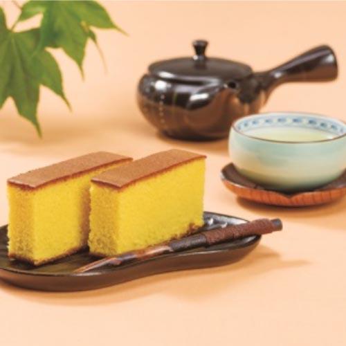 長崎製法カステーラ・緑茶詰合せ【送料無料】