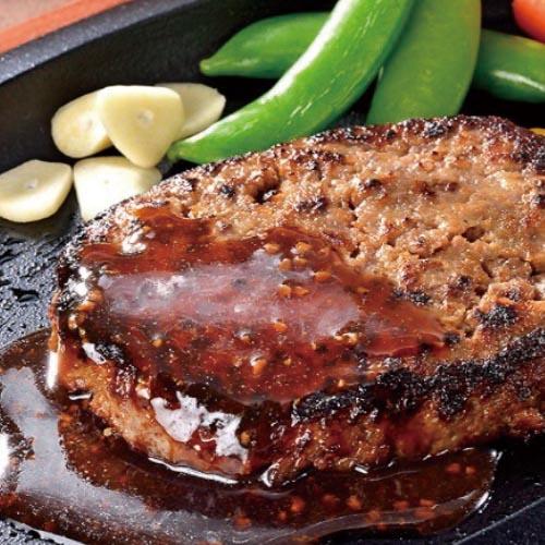【熟成肉】熟成牛ハンバーグ詰合せ