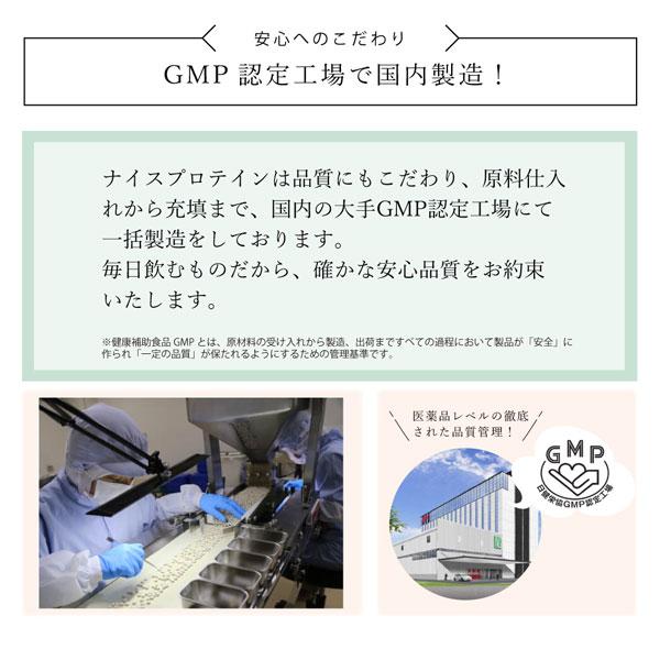【アイナチュラプレミアム】 ナイスプロテイン(チョコレート)