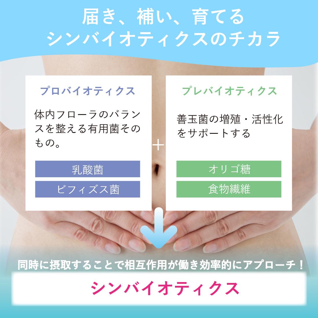 【アイナチュラプレミアム】 ビフィズスナイス プラス