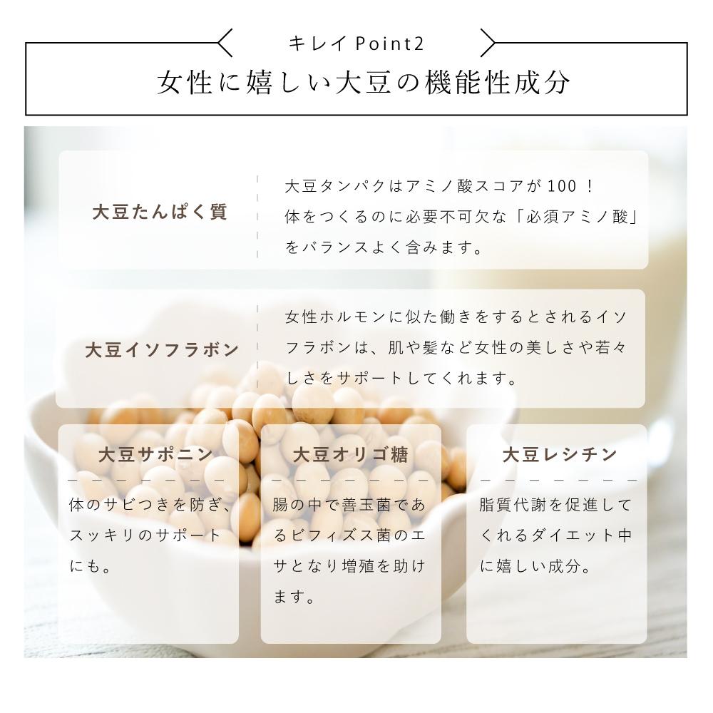 【アイナチュラプレミアム】 ナイスプロテイン(チョコレート)☆お試し1回分☆
