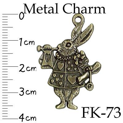 FK-73(ファスナー飾り1ケ入)