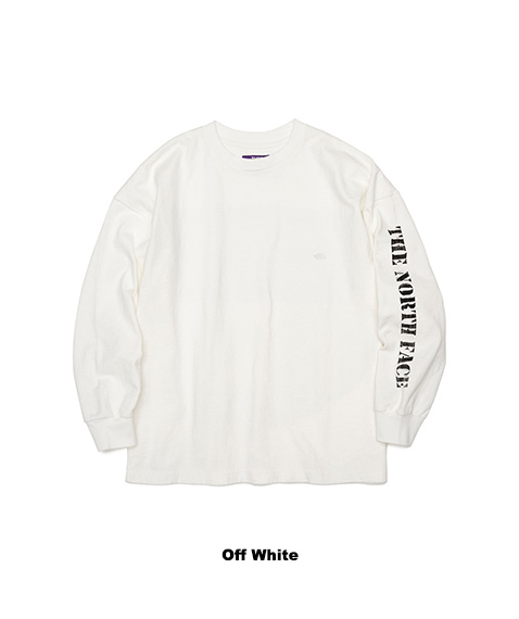 8oz L/S Graphic Tee[NT3158N] 【2021AW】