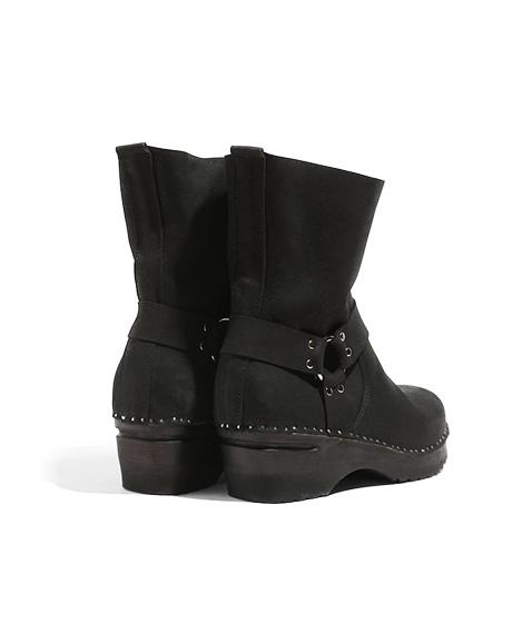 Needles×Troentorp Harness Clog Boot - Nuback[JO319]ladys【2021AW】