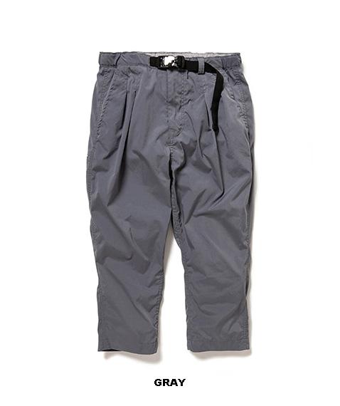 《SALE》EXPLORER EASY SHIN CUT PANTS POLY WEATHER STRETCH COOLMAX WUTH FIDLOCK BUC[NN-P3788]【2020SS】