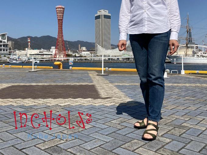【2021夏新作】バックストラップフラットサンダル☆No.8888☆本革☆日本製
