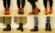 【INCHOLJE-インコルジェ-】ウェッジハイヒールショートブーツ☆本革☆日本製☆No.2002