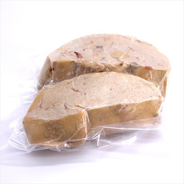 フランス ヴァンデ地方産 鴨のむね肉/ルージェ社の鴨のフォアグラ ド・エスカロップ/インクローチ特製バルサミコソース