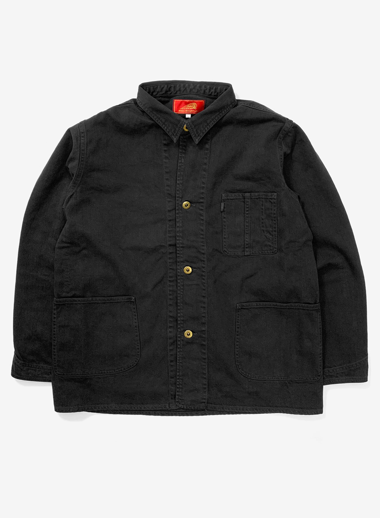 Indian Basic Coverall Jacket