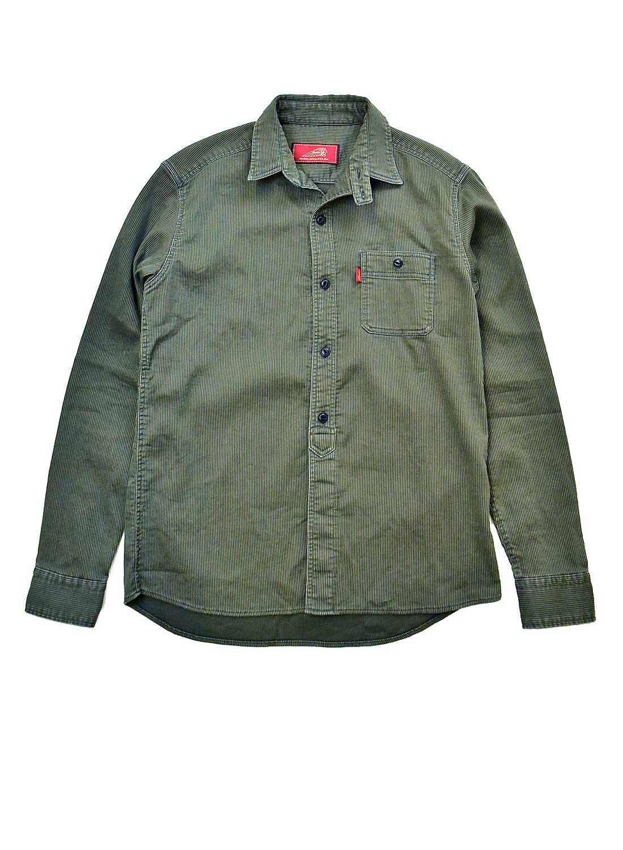 ヴィンテージ ピケ ワークシャツ