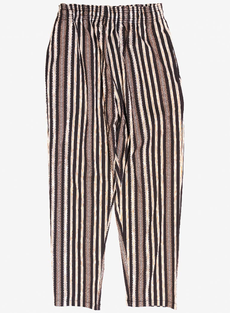 "Garage Pants ""Vintage Stripe"""