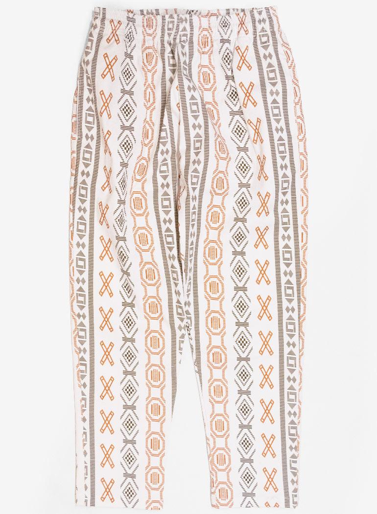 "Garage Pants ""Geometric"""