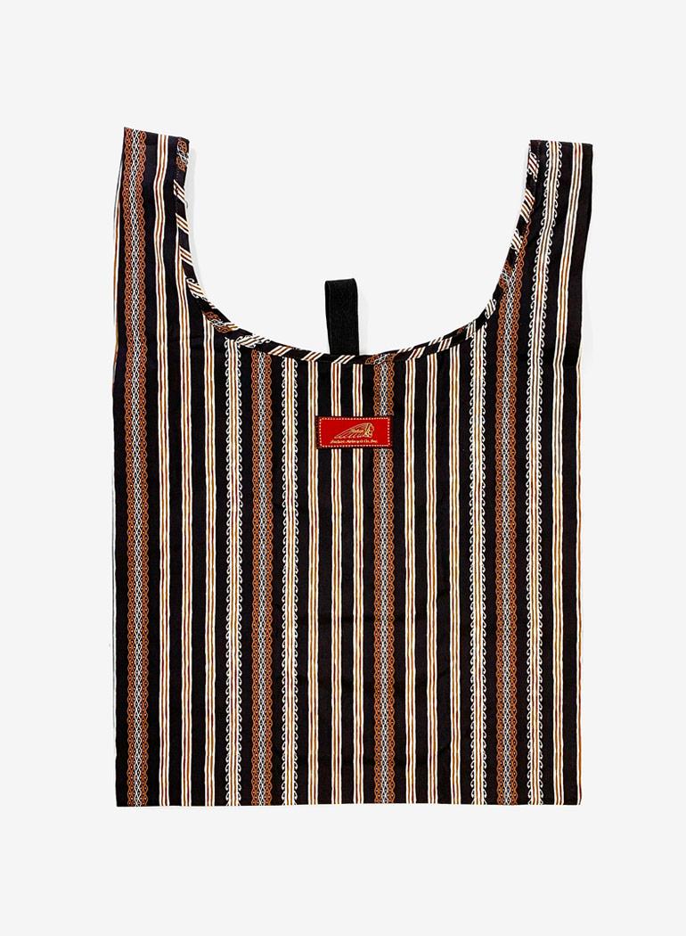 "Hybrid Zip-up Jacket ""Vintage Stripe"""