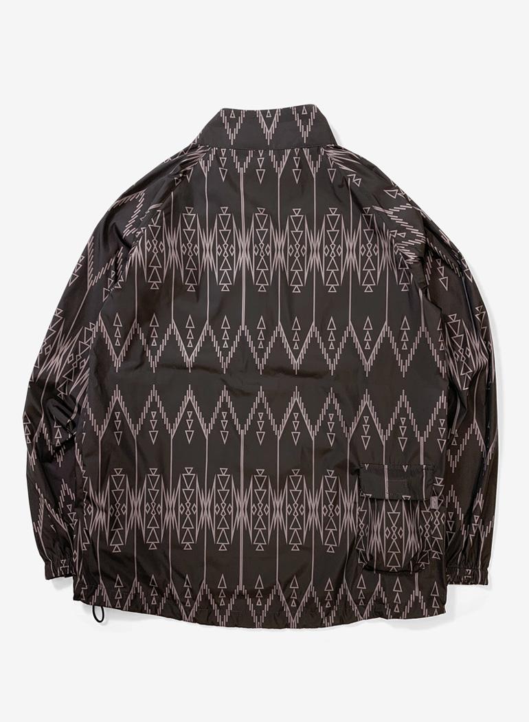 "Hybrid Zip-up Jacket ""Chimayo"""
