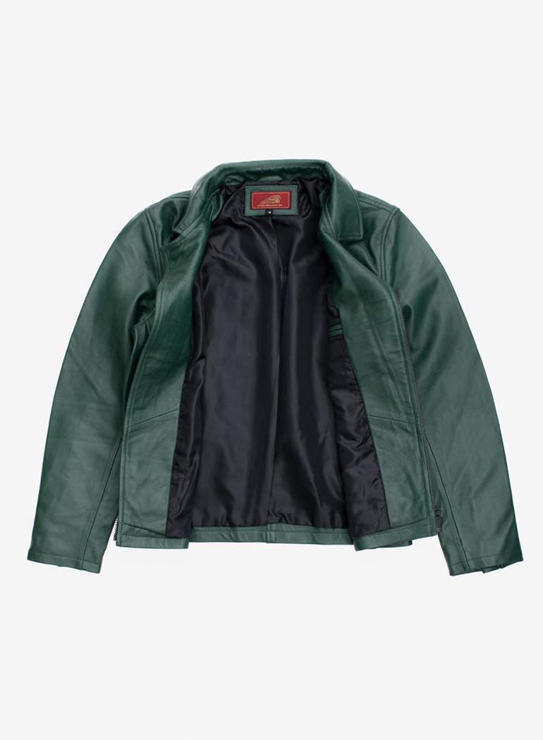 Sheep Skin W Riders Jacket