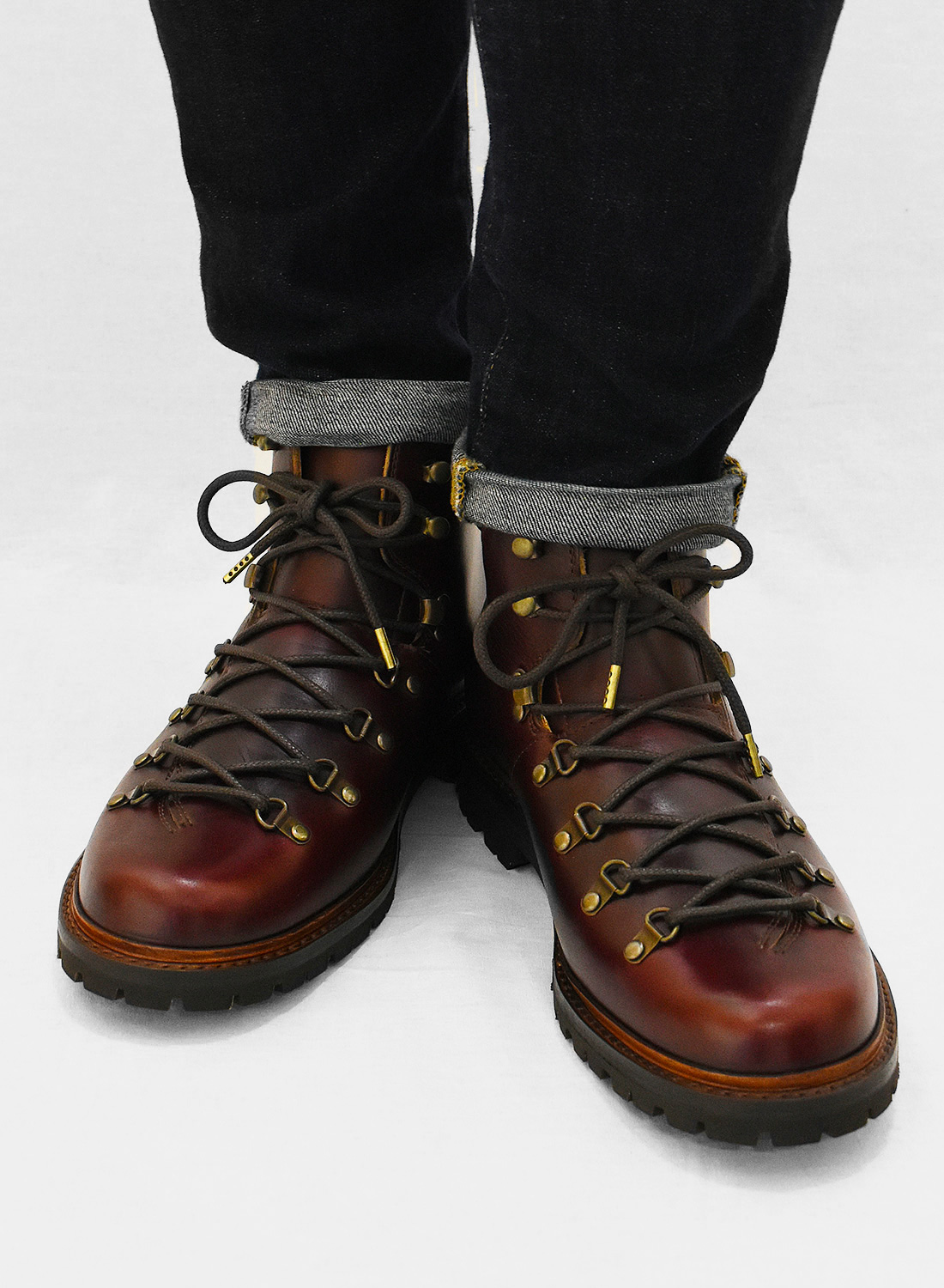 "Indian × Mark Boots ""MOUTAIN BOOTS"""